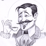 Tea Time, Jean Dujardin