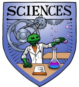 Pidapi : blason Sciences