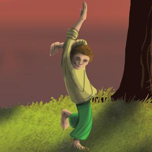 Fête de l'Enfance : enfant danseur