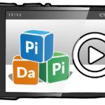 Pidapi : logo pour les applications numériques