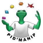 Pidapi : le logo Pid'Manip