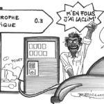 """Manif contre le prix des carburants, mouvement du 17 novembre : """"m'en fous j'ai la clim... et mon pouvoir d'achat"""""""