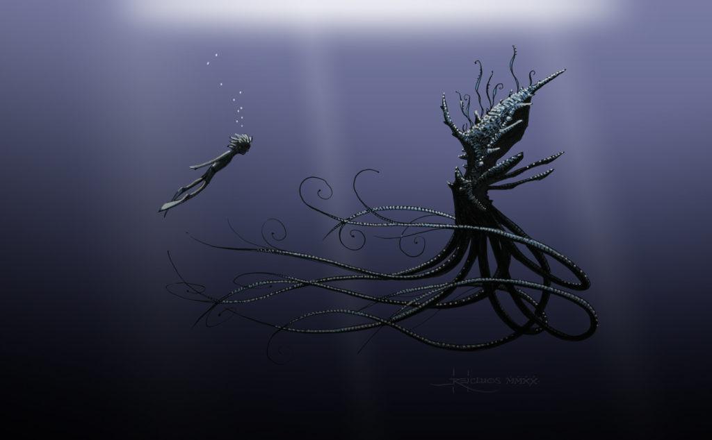 Pieuvre-Kraken II