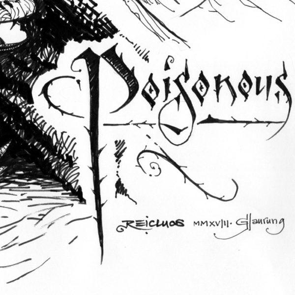 Poisonous - détail