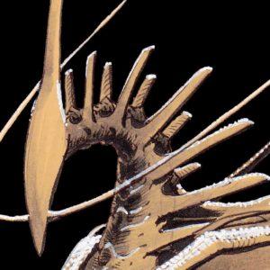 Stratège Hippocampe - détail 1