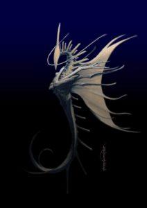 Stratège Hippocampe - rendu sous-marin