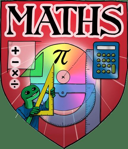 Blason Mathématiques
